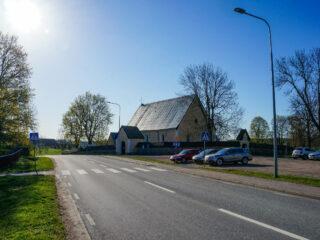 Väg 282 – Knutby